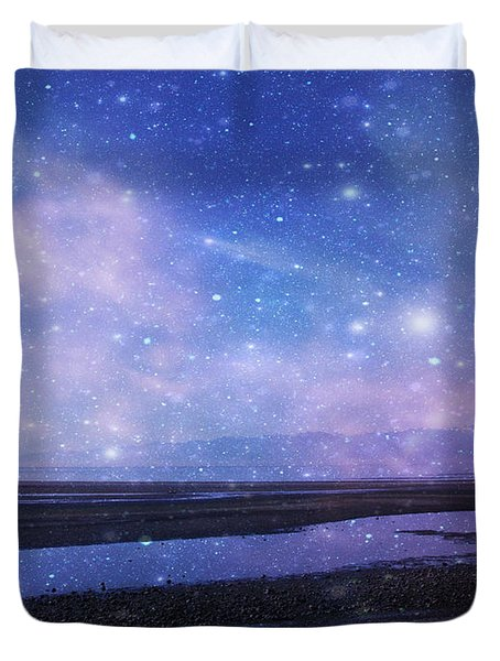 Dreamscape Duvet Cover by Marilyn Wilson