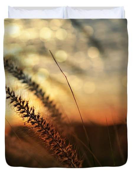 dune Duvet Cover by Laura  Fasulo