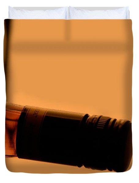 Dusty Bottle Duvet Cover by Toppart Sweden