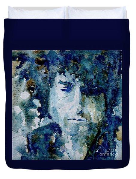 Dylan Duvet Cover by Paul Lovering