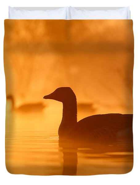 Early Morning Mood Duvet Cover by Roeselien Raimond