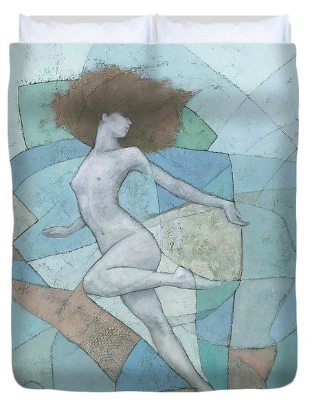 Eir Duvet Cover by Steve Mitchell