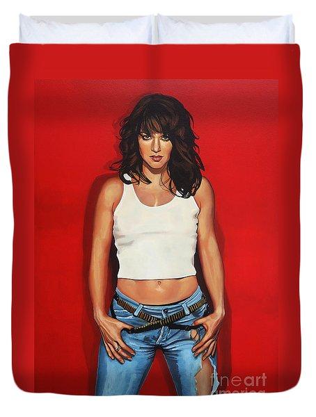 Ellen Ten Damme Duvet Cover by Paul  Meijering