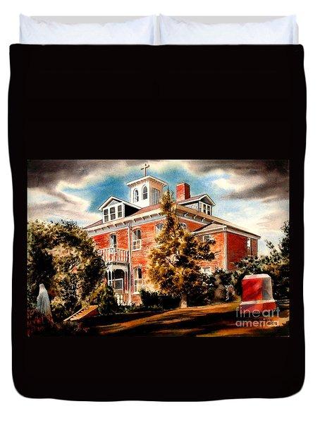 Emerson House Duvet Cover by Kip DeVore