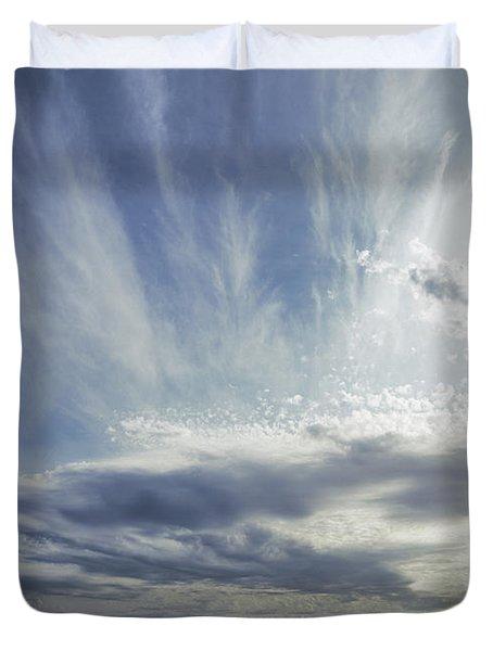 Empyrean Duvet Cover by Andrew Paranavitana