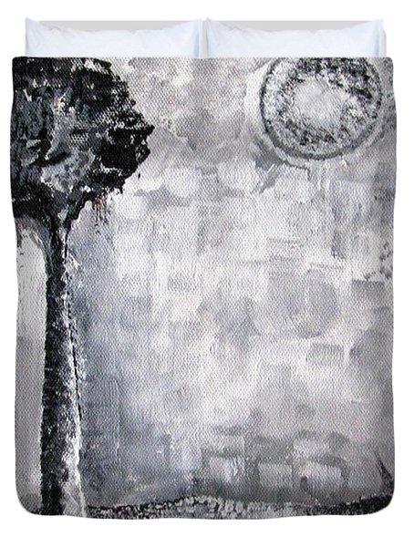 Enigmatic Duvet Cover by Prajakta P