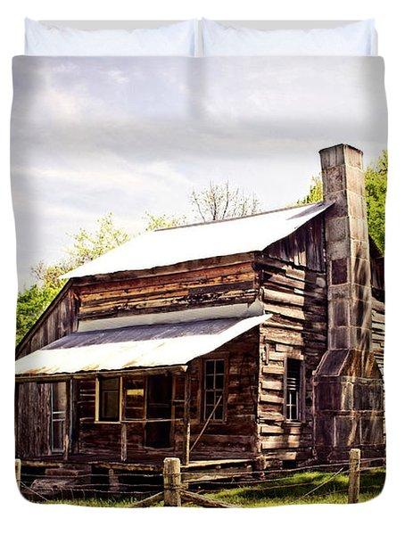 Erbie Homestead Duvet Cover by Marty Koch