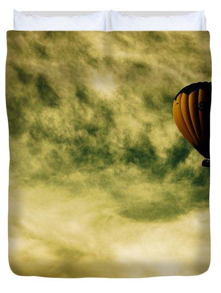 Escapism Duvet Cover by Andrew Paranavitana