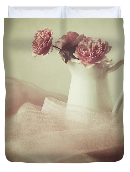 Ethereal Duvet Cover by Amy Weiss