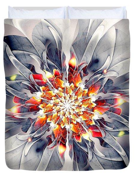 Exquisite Duvet Cover by Anastasiya Malakhova