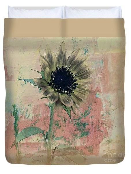 Faded Love Duvet Cover by Janice Westerberg