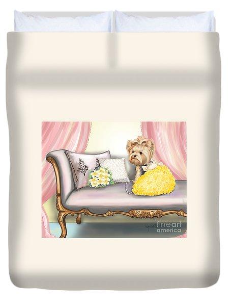 Fairytale  Duvet Cover by Catia Cho