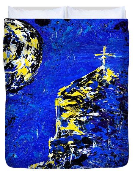 Faith Duvet Cover by Alys Caviness-Gober