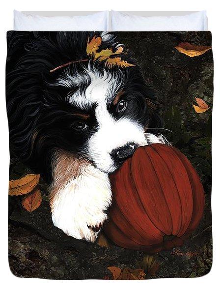 Fall 4 U Duvet Cover by Liane Weyers