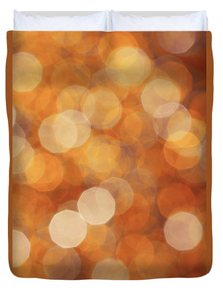 Firelight Duvet Cover by Jan Bickerton