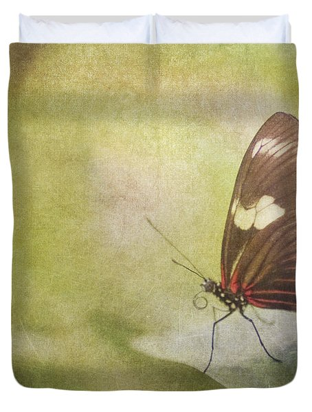 Fly Away Duvet Cover by David and Carol Kelly