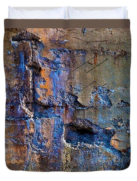 Foundation Seven Duvet Cover by Bob Orsillo