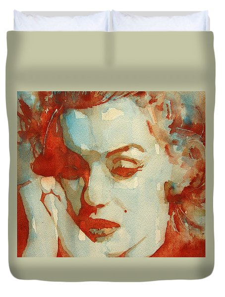Fragile Duvet Cover by Paul Lovering