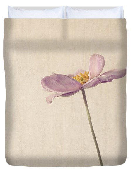 Fragility Duvet Cover by Amy Weiss