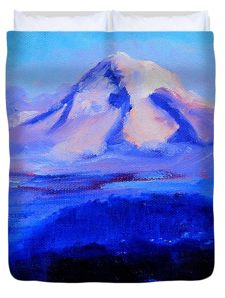 From Portland Duvet Cover by Nancy Merkle