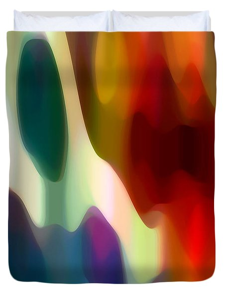 Fury 2 Duvet Cover by Amy Vangsgard