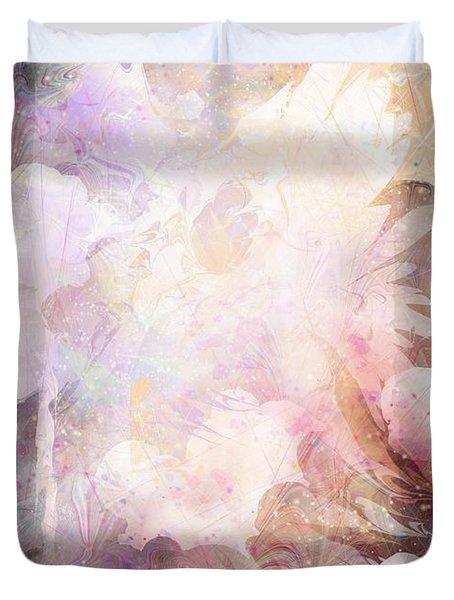Gabriel Duvet Cover by Rachel Christine Nowicki