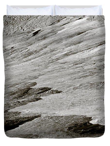 Glacier Duvet Cover by Frank Tschakert