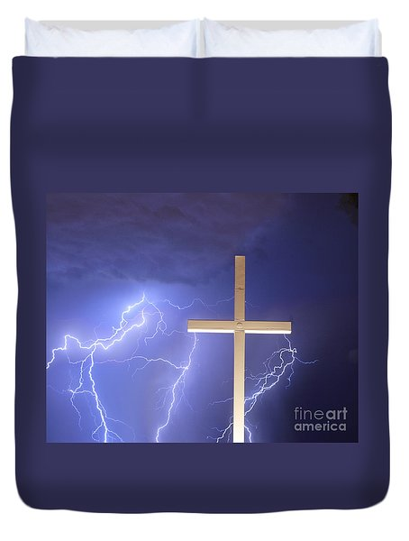 Good Friday Duvet Cover by James BO  Insogna