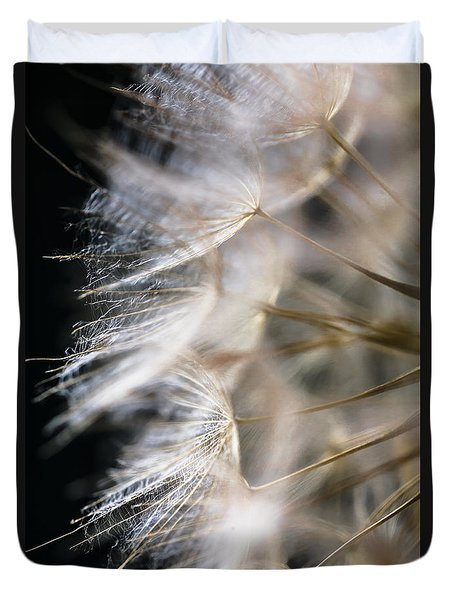 Gossamer Duvet Cover by Jan Bickerton