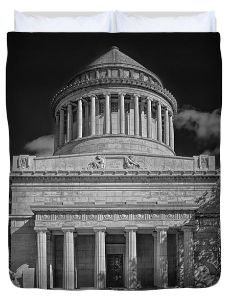 Grant's Tomb Duvet Cover by Susan Candelario