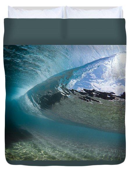 H30 Roll Duvet Cover by Sean Davey