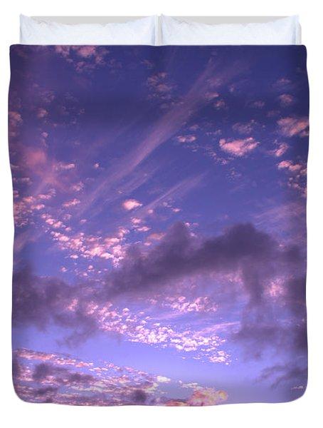 Hanalei Sunset 2 Duvet Cover by Brian Harig