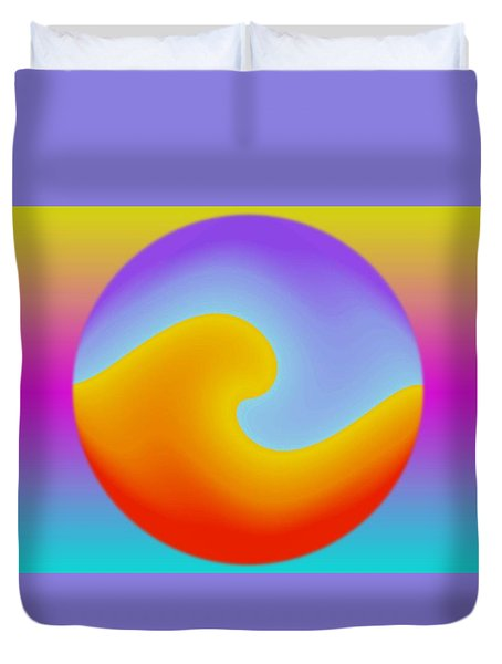 Harmony Duvet Cover by Mike Breau