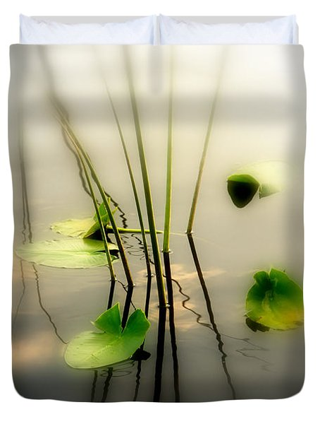 Harmony ZEN Photography II Duvet Cover by Susanne Van Hulst