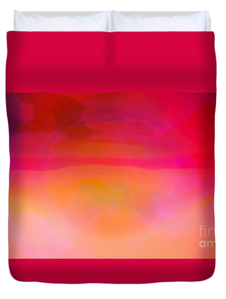 Heat Duvet Cover by Pauli Hyvonen