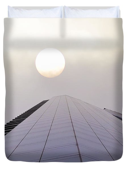 High Noon Duvet Cover by Bill Cannon