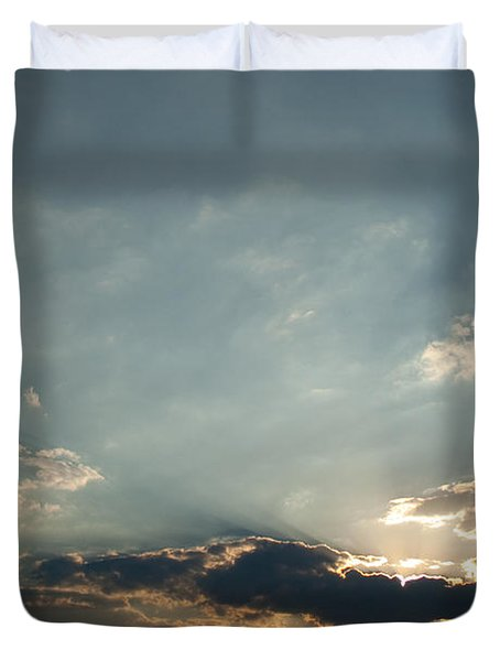 Home Bound  Duvet Cover by Paul Job