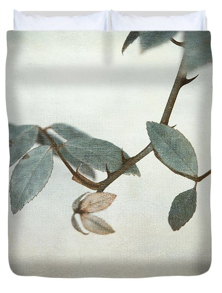 How Delicate This Balance Duvet Cover by Laurie Search