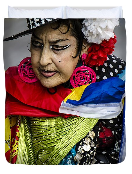 I Love Colors Duvet Cover by Sotiris Filippou