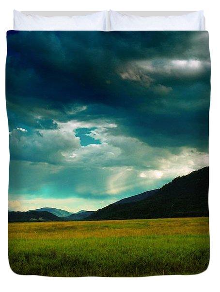 Idaho Beauty Duvet Cover by Jeff Swan