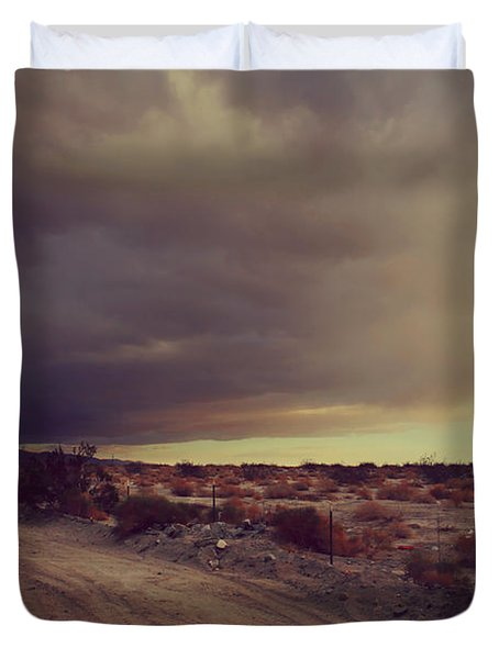 If I Don't Have You Duvet Cover by Laurie Search