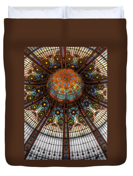 Illuminating Duvet Cover by Douglas J Fisher
