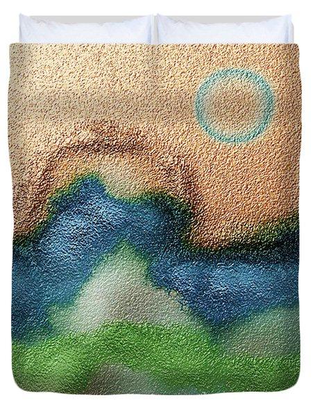 Imagination Duvet Cover by Lenore Senior