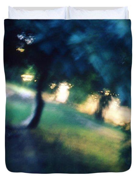 Impression Duvet Cover by Taylan Soyturk