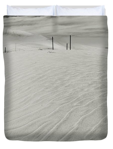 Inevitable Duvet Cover by Laurie Search