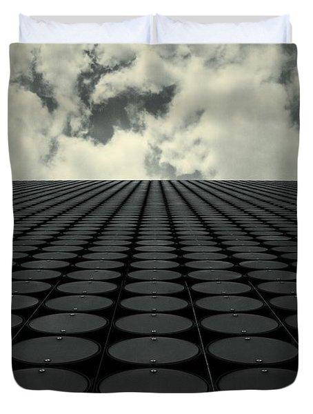 Interdimensional Duvet Cover by Andrew Paranavitana