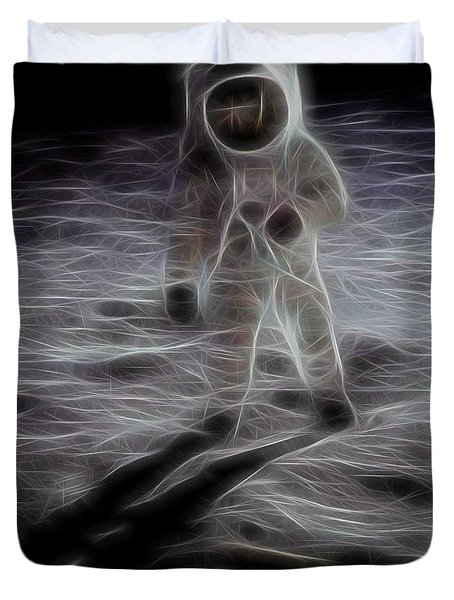 Interstellar Duvet Cover by Dan Sproul