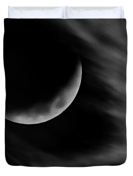 Into The Night Duvet Cover by Bill Wakeley