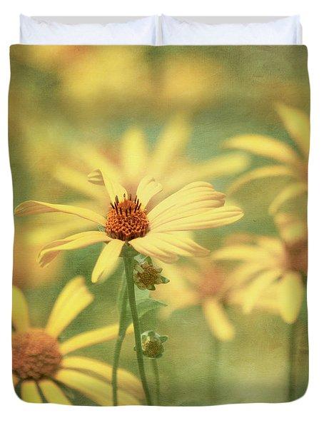 It Must Be Duvet Cover by Kim Hojnacki