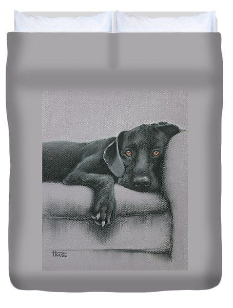 Jasper Duvet Cover by Cynthia House